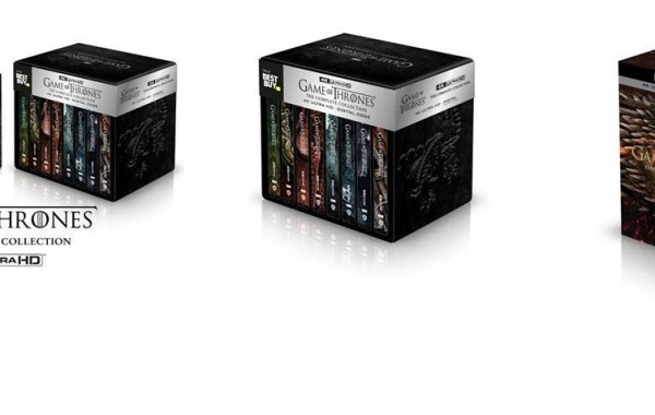 Game Of Thrones: The Complete Collection; Coming To 4K Ultra HD On November 3, 2020 From HBO - Warner Bros 2