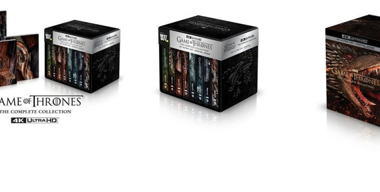 Game Of Thrones: The Complete Collection; Coming To 4K Ultra HD On November 3, 2020 From HBO - Warner Bros 15