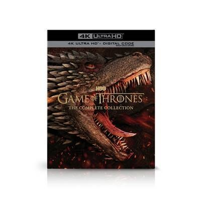 Game Of Thrones: The Complete Collection; Coming To 4K Ultra HD On November 3, 2020 From HBO - Warner Bros 5