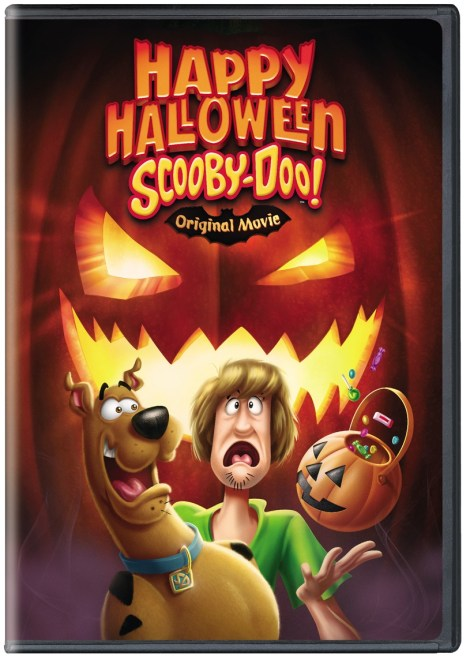 When Does The Halloween Sequel 2020 Come Out On Dvd Happy Halloween, Scooby Doo!; The New Animated Movie Arrives On