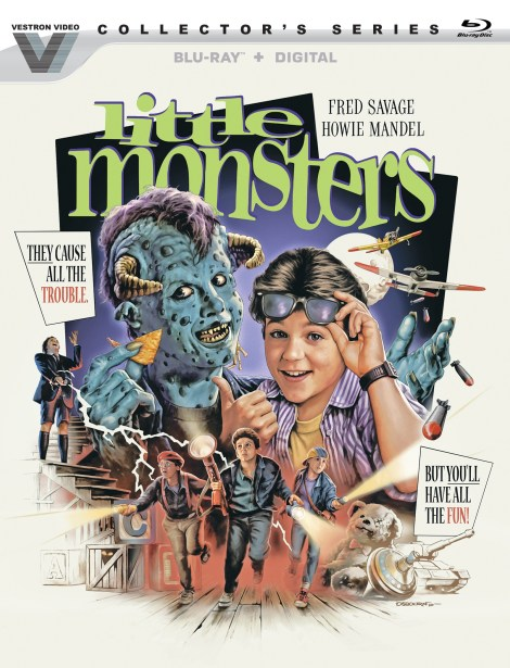 Little Monsters; The Family Cult Classic Arrives On Blu-ray As Part Of The Vestron Video Collector's Series September 15, 2020 From Lionsgate 6