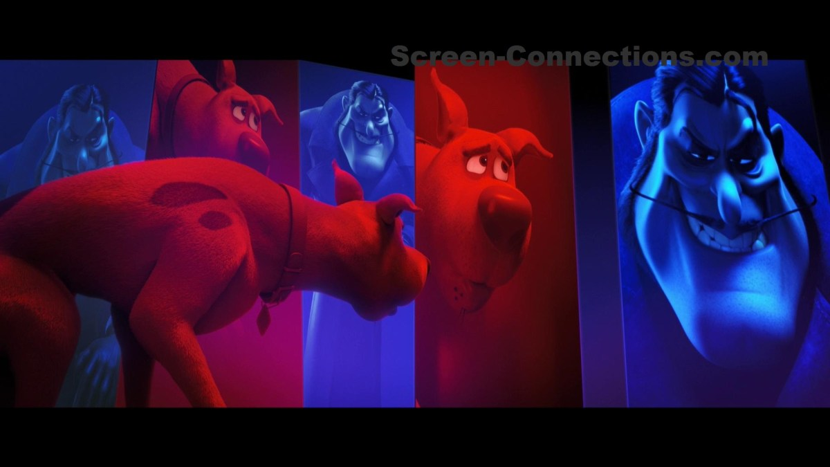 Scoob Blu ray Review image
