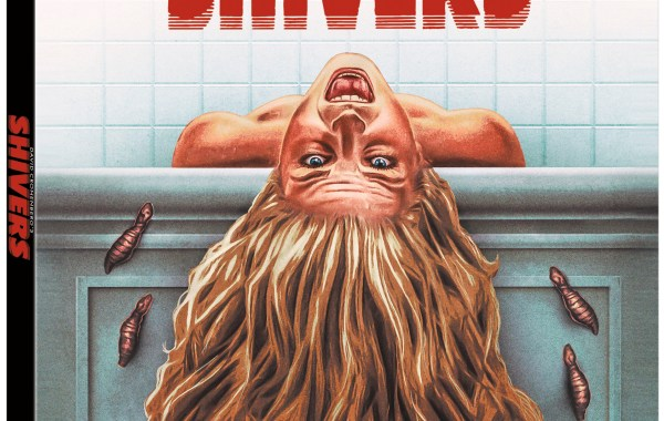 Shivers; David Cronenberg's Horror Classic Arrives On Blu-ray As Part Of The Vestron Video Collector's Series September 15, 2020 From Lionsgate 8