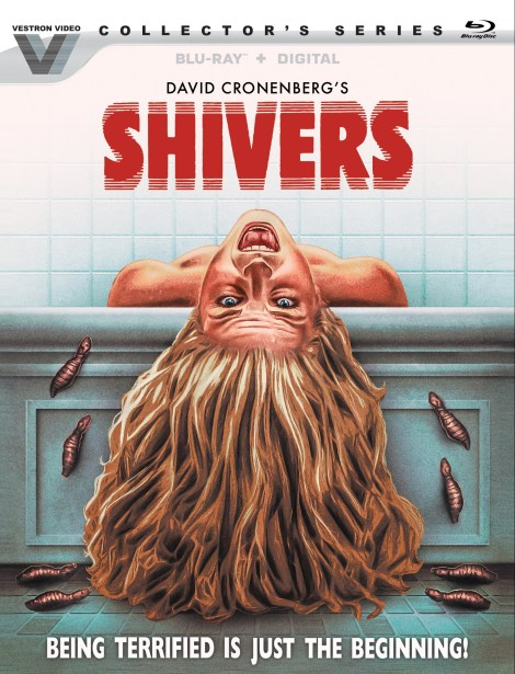 Shivers; David Cronenberg's Horror Classic Arrives On Blu-ray As Part Of The Vestron Video Collector's Series September 15, 2020 From Lionsgate 6