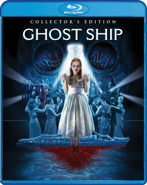 'Ghost Ship' Collector's Edition; Full Details Revealed For The New Blu-ray Arriving On September 29, 2020 From Scream Factory 4