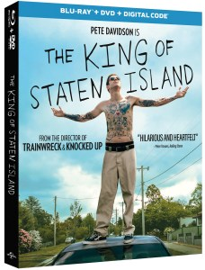 The King Of Staten Island; Arrives On Blu-ray & DVD August 25, 2020 From Universal 1