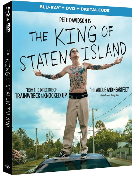 The King Of Staten Island; Arrives On Blu-ray & DVD August 25, 2020 From Universal 4