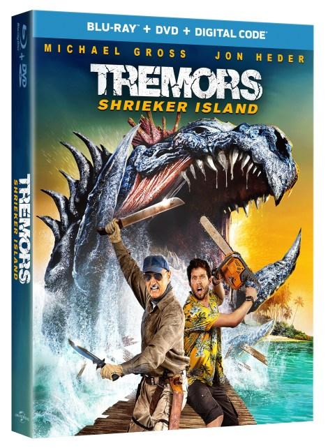 Tremors: Shrieker Island; Arrives On Blu-ray, DVD & Digital October 20, 2020 From Universal 10