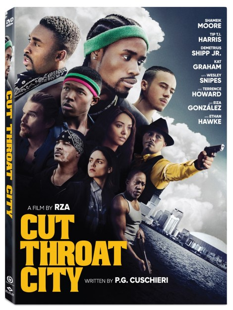 'Cut Throat City'; The RZA Directed Crime Drama Arrives On Digital October 6 & On Blu-ray & DVD October 20, 2020 From Well Go USA 3