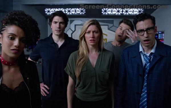 dc's legends of tomorrow season 5 blu ray review