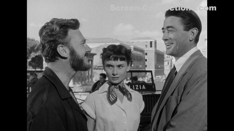 [Blu-Ray Review] 'Roman Holiday' (1953) (Paramount Presents); Available September 15, 2020 From Paramount 7