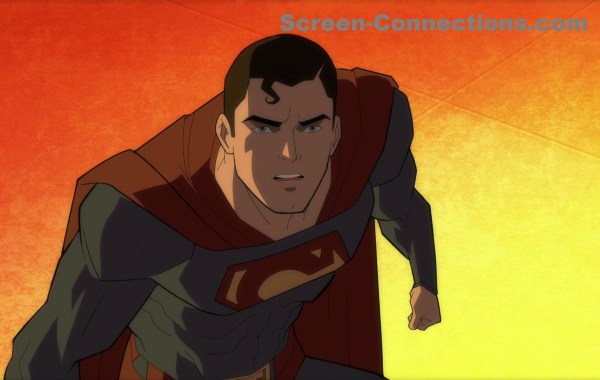 superman man of tomorrrow blu ray review