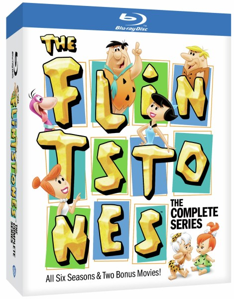 'The Flintstones: The Complete Series'; Now Arriving On Blu-ray October 27, 2020 From Warner Bros 3