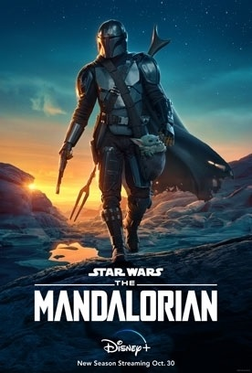 'The Mandalorian'; The First Trailer, Artwork & A Premiere Date For Season 2 Have Landed! 2