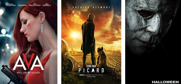 DEG Watched At Home Top 20 List For 10/15/20: Hocus Pocus, Star Trek: Picard, Halloween 5