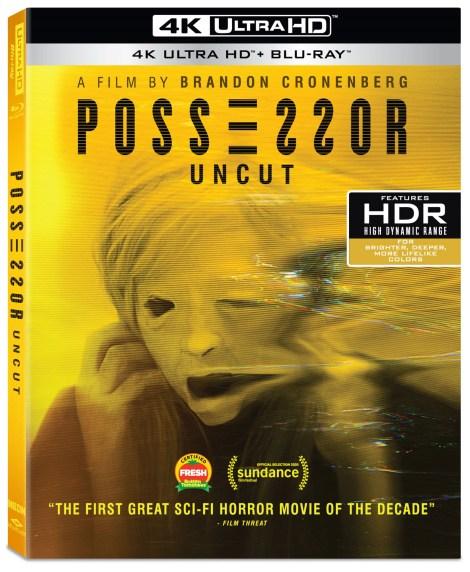Brandon Cronenberg's 'Possessor' Uncut; Arrives On Digital November 3 & On 4K Ultra HD & Blu-ray December 8, 2020 From Well Go USA 1