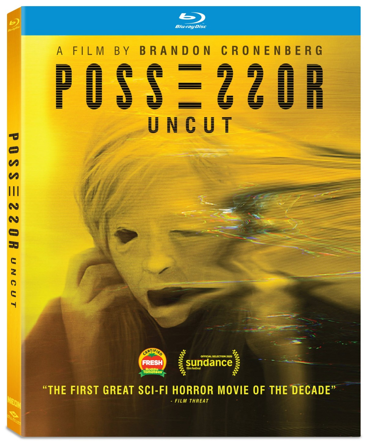 [GIVEAWAY] Win 'Possessor: Uncut' On Blu-ray; Available On 4K Ultra HD & Blu-ray December 8, 2020 From Well Go USA 1