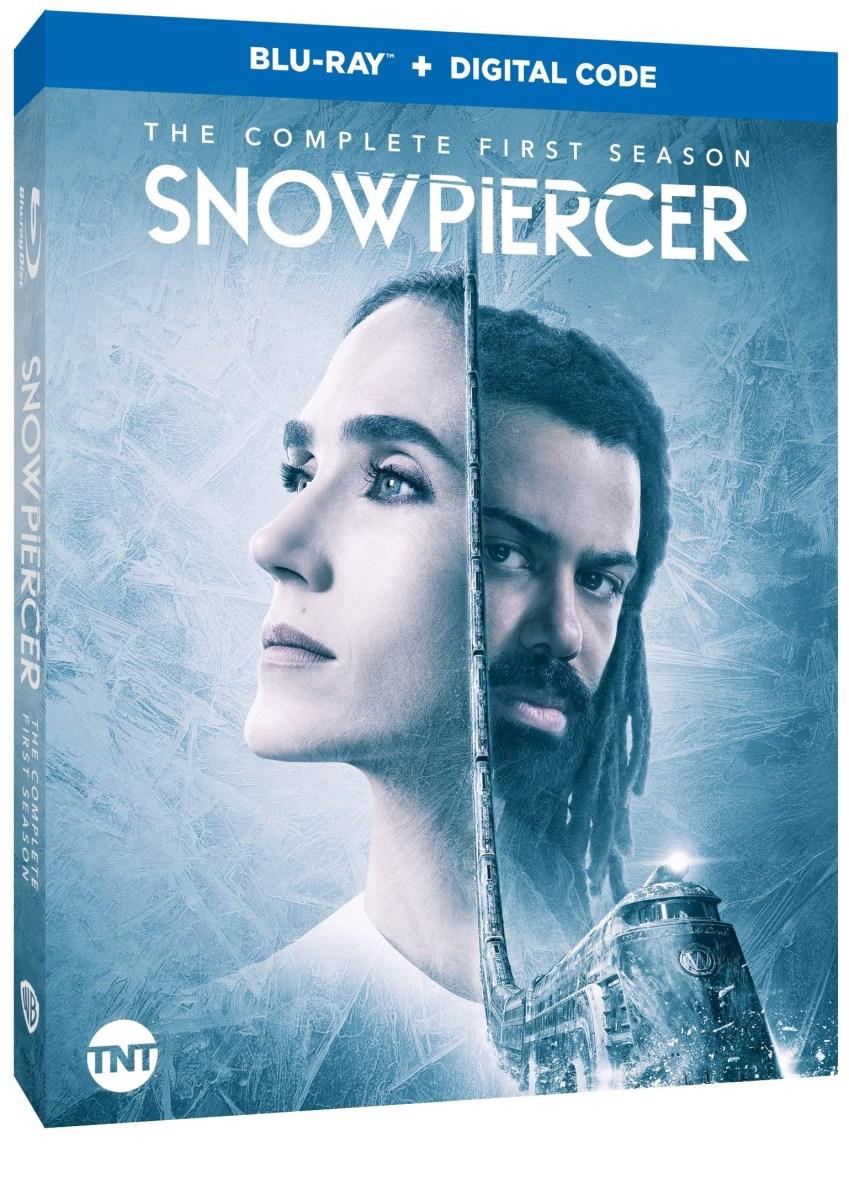 snowpiercer season 1 blu ray