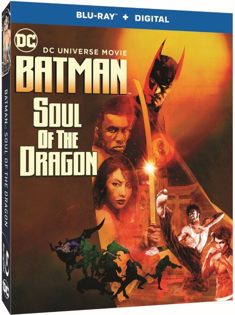 Trailer, Artwork & Release Details For 'Batman: Soul Of The Dragon'; Arrives On Digital January 12 & On 4K Ultra HD & Blu-ray January 26, 2021 From DC - Warner Bros 1
