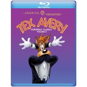 Warner Archive: December 2020 TV New Releases: 'Tex Avery Screwball Classics: Volume 2 Blu-ray', 'Avenue 5: Season 1 DVD' & More 1
