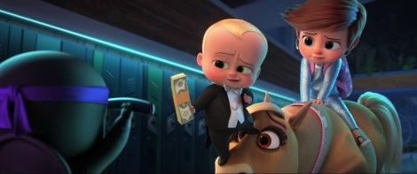 'The Boss Baby: Family Business'; The First Trailer & Poster For The Animated Sequel Are Back On The Job 1
