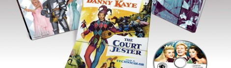 paramount presents the court jester