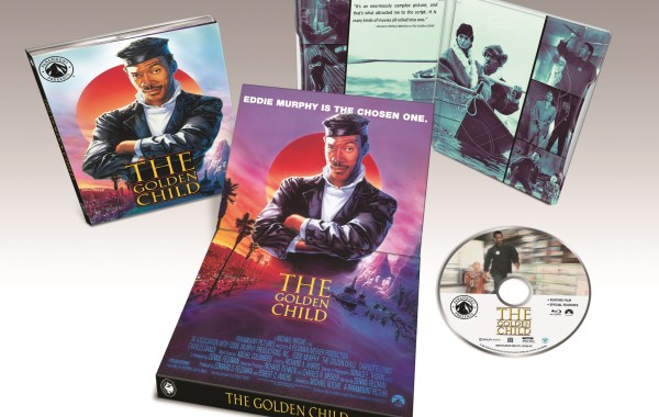 the golden child blu ray review