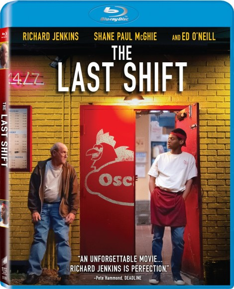 the last shift dvd