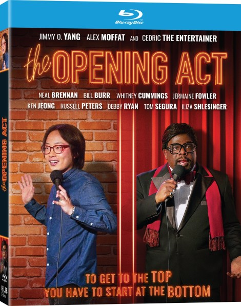 'The Opening Act'; Arrives On Blu-ray & DVD December 15, 2020 From RLJE Films 8