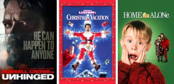 DEG Watched At Home Top 20 List For 12/03/20: Unhinged, National Lampoon's Christmas Vacation 1