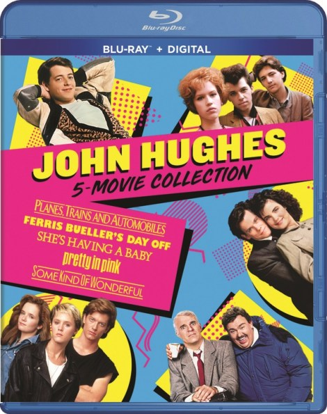 'John Hughes 5-Movie Collection'; Arrives On Blu-ray February 23, 2021 From Paramount 1
