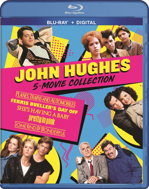 'John Hughes 5-Movie Collection'; Arrives On Blu-ray February 23, 2021 From Paramount 3