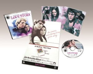 'Love Story'; Arrives Fully Restored On Blu-ray February 9, 2021 As Part Of The Paramount Presents Line From Paramount 1