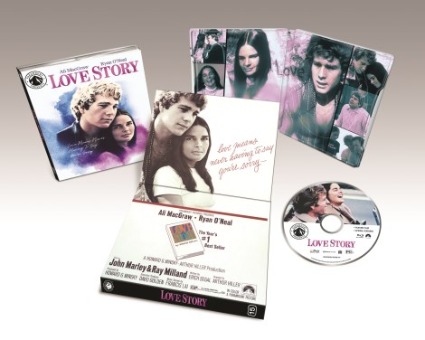 'Love Story'; Arrives Fully Restored On Blu-ray February 9, 2021 As Part Of The Paramount Presents Line From Paramount 3