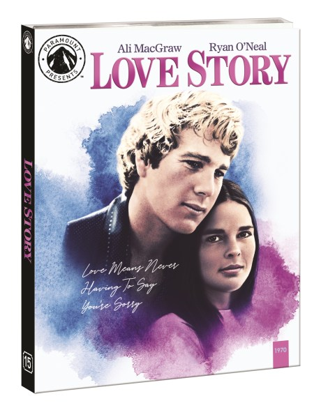 'Love Story'; Arrives Fully Restored On Blu-ray February 9, 2021 As Part Of The Paramount Presents Line From Paramount 2