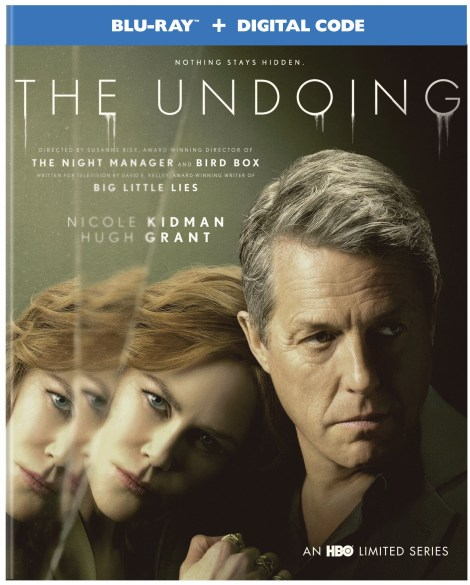 'The Undoing: An HBO Limited Series'; Arrives On Blu-ray & DVD March 23, 2021 From Warner Bros 1