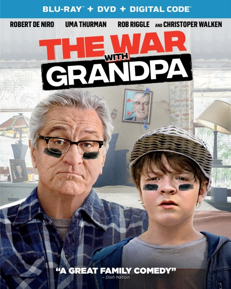 'The War With Grandpa'; Arrives On Digital December 15 & On Blu-ray & DVD December 22, 2020 From Universal 3
