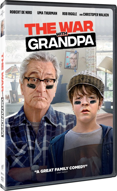 'The War With Grandpa'; Arrives On Digital December 15 & On Blu-ray & DVD December 22, 2020 From Universal 5