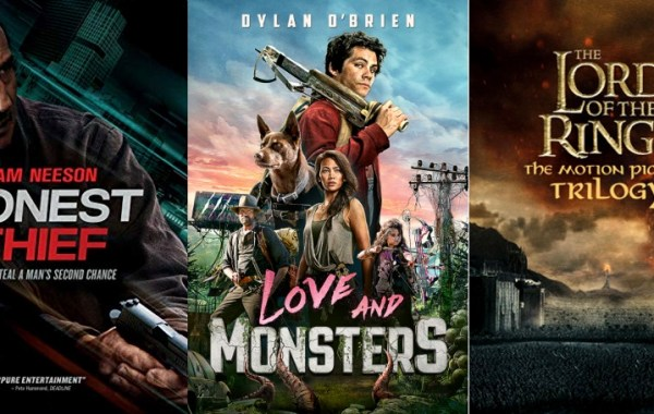 DEG Watched At Home Top 20 List For 01/14/21: Love And Monsters, Tenet 7
