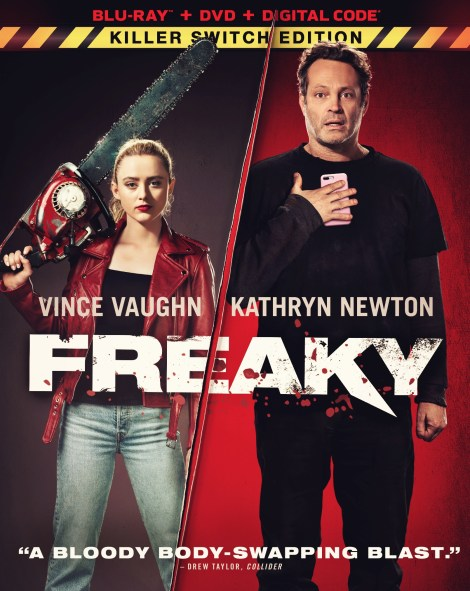 'Freaky' Killer Switch Edition; Arrives On Blu-ray & DVD February 9, 2021 From Universal 3