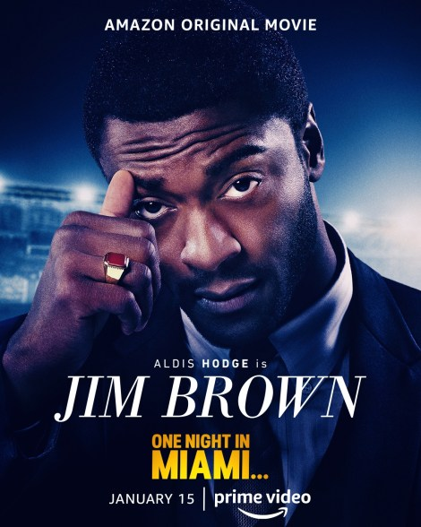 'One Night In Miami...'; A New Trailer & 4 Character Posters Arrive For The Regina King Directed Film 7