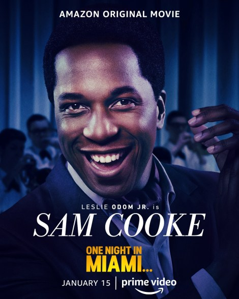 'One Night In Miami...'; A New Trailer & 4 Character Posters Arrive For The Regina King Directed Film 10