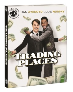[Blu-Ray Review] 'Trading Places' (1983) (Paramount Presents); Now Available From Paramount 1