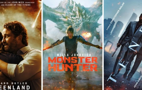 DEG Watched At Home Top 20 List For 02/25/21: Greenland, Monster Hunter 4