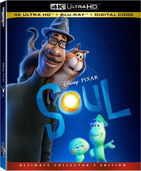 soul blu ray