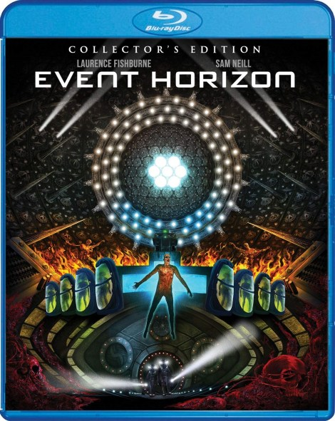 Full Details Revealed For 'Event Horizon' Collector's Edition; Arrives On Blu-ray March 23, 2021 From Scream Factory 4