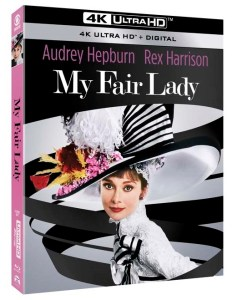 my fair lady 4k ultra hd