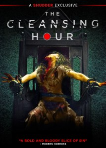 [DVD Review] The Cleansing Hour; Now Available On DVD & Digital From Shudder & RLJE Films 1