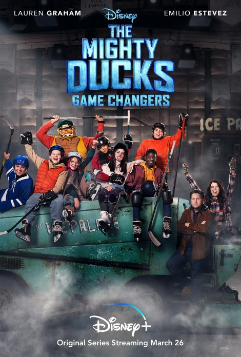 'The Mighty Ducks: Game Changers'; The New Trailer & Key Art For The Disney Plus Series Introduces The Next Generation 1