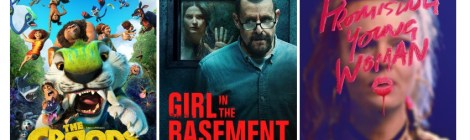 DEG Watched At Home Top 20 List For 03/11/21: Girl In The Basement, Promising Young Woman 2